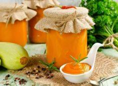 Кабачковая икра на зиму - лучшие рецепты с фото