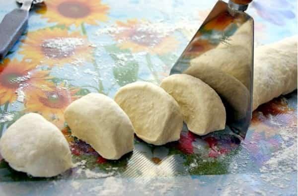 Тесто для домашних пельменей быстро