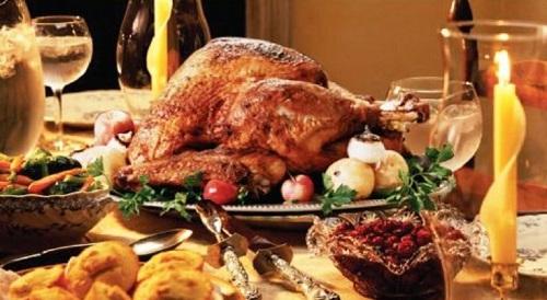 День Благодарения рецепты блюд