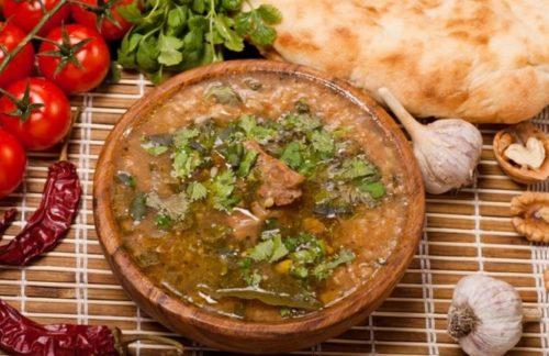 Суп Харчо без мяса