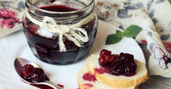 Варенье из черешни на зиму: вкусный рецепт