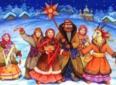 Посевалки на Старый Новый год 14 января 2020