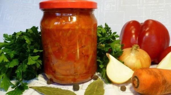 Лечо из перца и помидор на зиму: рецепты с фото