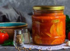 Кабачки в томате на зиму: обалденный рецепт без стерилизации
